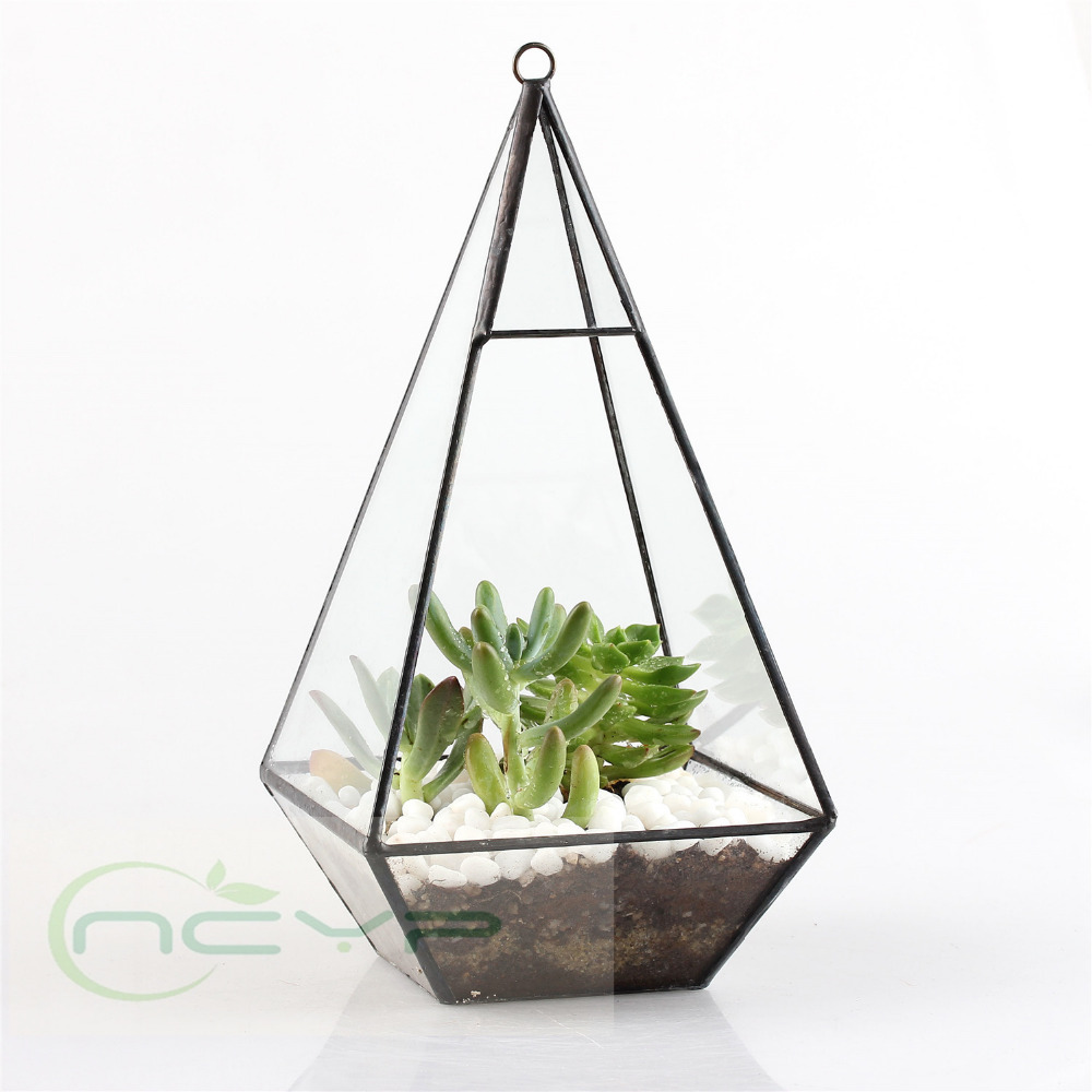 Triangle Pyramid Hanging Pot